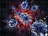 Free Abstract Wallpaper : Antibody