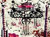 Free Abstract Wallpaper : Bleeding Star