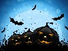 Free Abstract Wallpaper : Halloween
