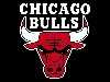 Free Abstract Wallpaper : Chicago Bulls