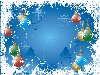 Free Abstract Wallpaper : Christmas - Ornaments