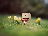 Free Abstract Wallpaper : Danbo - Medal