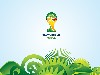 Free Abstract Wallpaper : 2014 FIFA World Cup