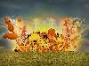 Free Abstract Wallpaper : Firetrap