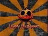 Free Abstract Wallpaper : Jack-O Halloween