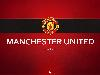 Free Abstract Wallpaper : Manchester United
