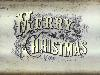 Free Abstract Wallpaper : Merry Christmas - Mettalic Grunge