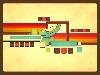 Free Abstract Wallpaper : Retro Profile