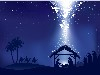 Free Abstract Wallpaper : Nativity - Vector