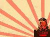 Free Abstract Wallpaper : Work Harder Comrade!