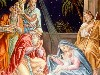 Free Artistic Wallpaper : Adoration of the Wise Men