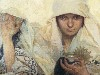Free Artistic Wallpaper : Alphonse Mucha - Fate