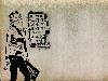 Free Artistic Wallpaper : Banksy