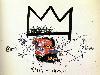 Free Artistic Wallpaper : Basquiat - King Alphonso