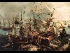 Free Artistic Wallpaper : Battle of Gibraltar (1607)