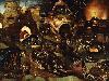 Free Artistic Wallpaper : Bosch - Christ in Limbo