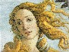 Free Artistic Wallpaper : Boticelli - Venus (Detail)