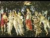 Free Artistic Wallpaper : Botticelli - Primavera
