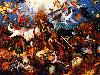 Free Artistic Wallpaper : Brueghel - The Fall of Rebel Angels
