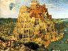 Free Artistic Wallpaper : Bruegel - Tower of Babel
