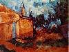 Free Artistic Wallpaper : Cezanne
