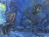 Free Artistic Wallpaper : Chagall - Homage to the Past