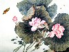 Free Artistic Wallpaper : Chinese Flower