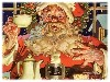 Free Artistic Wallpaper : Christmas - Santa Claus
