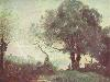 Free Artistic Wallpaper : Corot - Castelgandolfo Landscape