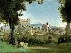 Free Artistic Wallpaper : Corot - Farnese