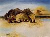 Free Artistic Wallpaper : Salvador Dali - Paranoiac Visage