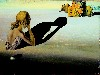 Free Artistic Wallpaper : Dali - Remorse or Sphinx Embedded in the Sand