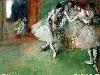 Free Artistic Wallpaper : Degas - Group of Dancers