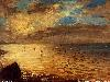 Free Artistic Wallpaper : Delacroix - The Sea at Dieppe