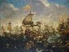 Free Artistic Wallpaper : Eertvelt - Sea Battle