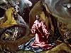 Free Artistic Wallpaper : El Greco - The Agony in the Garden