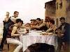 Free Artistic Wallpaper : Emile Friant - Les Canotiers de La Meurthe