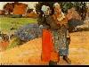 Free Artistic Wallpaper : Gauguin