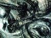Free Artistic Wallpaper : Giger - Landscape
