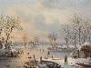 Free Artistic Wallpaper : Gignoux - View Near Elizabethtown