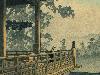 Free Artistic Wallpaper : Hasui - Nigatsudo Temple