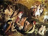 Free Artistic Wallpaper : Hieronymus Bosch - Garden of Earthly Delights (Center Panel)