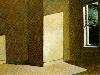 Free Artistic Wallpaper : Hopper - Sun in a Empty Room