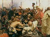Free Artistic Wallpaper : Ilya Repin - The Reply of the Zaporozhian Cossacks