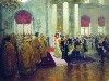 Free Artistic Wallpaper : Ilya Repin - Wedding of Nicholas II and Grand Duchess