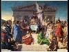Free Artistic Wallpaper : Ingres - Homer