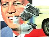 Free Artistic Wallpaper : James Rosenquist - President Elected