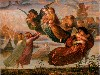 Free Artistic Wallpaper : Janmot Louis - Souvenir du Ciela