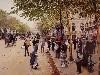 Free Artistic Wallpaper : Jean Béraud - Boulevard des Capucines