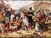 Free Artistic Wallpaper : Jean Louis Gerome Ferris - The First Thanksgiving